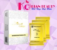 Korian Beauty – La'Queen Collagen gói tắm trắng toàn thân 2017