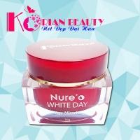 Kem dưỡng trắng da ban ngày Korian Beauty - Nure'o White Day