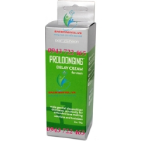 GEL CHỐNG XUẤT TINH SỚM PROLOONGING