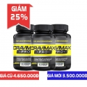 Giảm 25% khi mua Combo 3 lọ Cravimax-Pro hỗ trợ cải thiện chống xuất tinh sớm