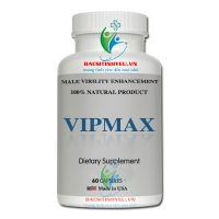 VIÊN UỐNG HỖ TRỢ KÍCH THƯỚC CẬU NHỎ VIPMAX PILLS USA