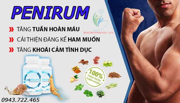 Những gì có thể đạt được khi bạn sử dụng Penirum