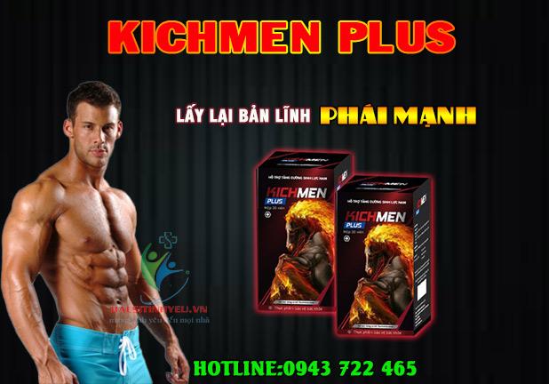 KichMen Plus Giới thiệu