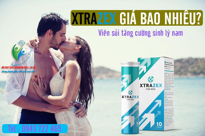 công dụng của xtrazex