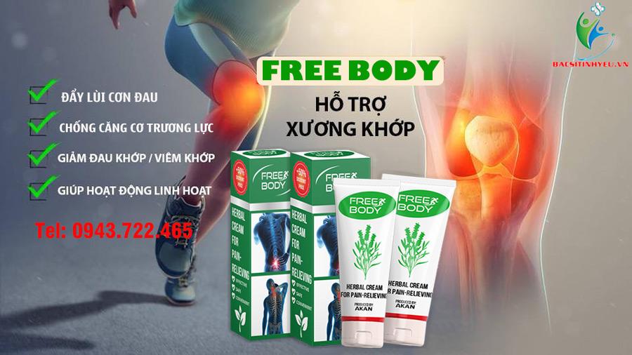 công dụng free body